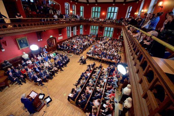 David Pratt to speak at Oxford Union Debate